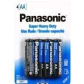 96 Units of 4pc AA Batteries - Batteries