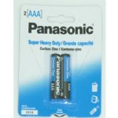 96 Units of 2pc AAA Batteries - Batteries