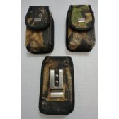 24 Units of Hardwoods Camo Cell Phone Case-Velcro - Cell Phone Cases