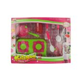 12 Units of Kitchen Play Set - Toy Sets
