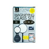 15 Units of Magnifying Glass Set - Magnifying  Glasses