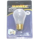 120 Units of Appl Lite Bulb Soft Wht 40w