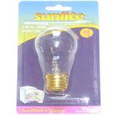 120 Units of Appl Lite Bulb Clear 40w - Lightbulbs