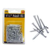 "72 Units of Nails 1.25"" Long - Drills and Bits"