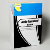 55 Units of Foam Board Jumbo - Poster & Foam Boards