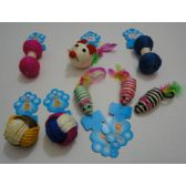 72 Units of Twine Cat Toy Assortment - Pet Accessories