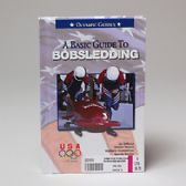 "90 Units of ""a Basic Guide To Bobsledding"" Childrens Book Hardcover - Activity Books"