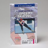 "35 Units of ""olympic Guide To Speed Skating"" Childrens Book Hardcover - Activity Books"