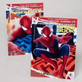 24 Units of Amazing Spiderman 2 Maze Book In Pdq 80pg 2 Assorted - Activity Books