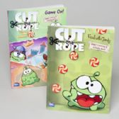 48 Units of Book Cut The Rope 2 Asst Titles P6 Pgs In Pdq - Activity Books