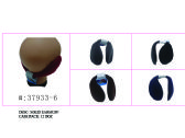 144 Units of Assorted Solid Color Earmuff - Winter Helmet Hats