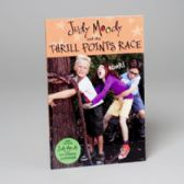 200 Units of Judy Moody Book The Thrill Points Race - Activity Books