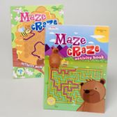 48 Units of Kids Assorted Activity Maze Book - Coloring & Activity Books