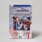 "30 Units of Olympic Guides ""decathlon"" Childrens Book Hardcover"