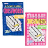 48 Units of Pocket Puzzles Word Finds-cross Words In Pdq Display - Dictionary & Educational Books