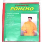 72 Units of Adult Poncho - Umbrella