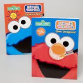 48 Units of Sesame Street Paint With Water In Pdq 2 Assorted