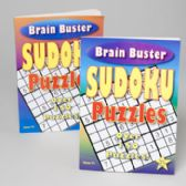 24 Units of Sudoku Puzzle Book Assorted Volumes 96 Pages Over 150 Puzzles