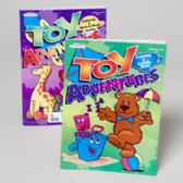 120 Units of Toy Adventures 96 Pg 2 Asst