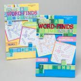36 Units of Word Find Premier 2asst 96pg