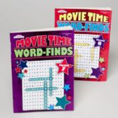120 Units of Word Finds Movie Time 2 Titles