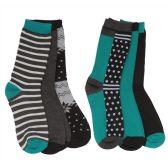 180 Units of Tipi Toe  Women's Crew Socks - Womens Crew Sock