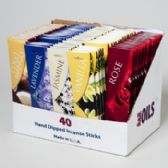 100 Units of Incense Sticks 40 Ct 5 Asstd - Air Fresheners