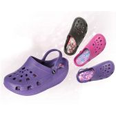 36 Units of Women's Rocking Clog In Assorted Colors And Sizes. - Womens Aqua Shoes