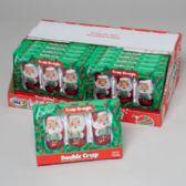 96 Units of Candy Doublecrisp Kringles 3pk 3oz Foilwrap Boxed In 24pc Pdq - Christmas Novelties