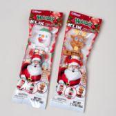 96 Units of Candy Holiday Kilk Candy DispnsEr - Christmas Novelties