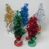 96 Units of Christmas Tree Tinsel - Christmas Decorations