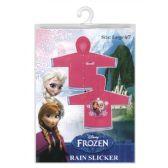 24 Units of Disney Frozen Raincoat For Children - Umbrella