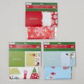 96 Units of Gift Bag Christmas 3ast - Christmas Gift Bags and Boxes