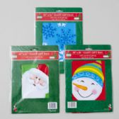 144 Units of Gift Bag Giant Heavy Duty Pe - Christmas Gift Bags and Boxes