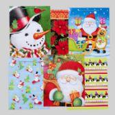 144 Units of Gift Bag Large Christmas - Christmas Gift Bags and Boxes