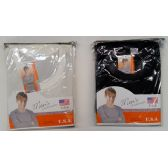 48 Units of 2 Pc Thermal Set 65% Cotton And 35% Polyester For Men Waffle Feel