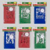 144 Units of Luminary Bag Christmas With bonus Tealight - Christmas Gift Bags and Boxes