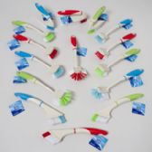 120 Units of Brush Household Cleaning