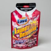 96 Units of Laundry Detergent 1 Lb Pouch Lave Cherry Scent - Laundry Detergent