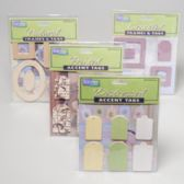 756 Units of Frames And Tags For Scrapbooking