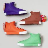 56 Units of Dog Toy Vinyl High-top Sneaker With Squeaker