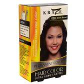 48 Units of Kraze Hair Color Dark Brown