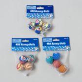 96 Units of Bouncing Ball 4pk - Balls