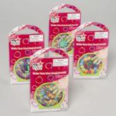 108 Units of Diy Jewelry Bead Sets 4ast In Window Box - Craft Beads