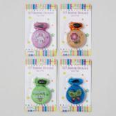 96 Units of Necklace Blinking Easter/spring Led Light 5ast/12pc Merchstrip Easter Blister Card - Easter