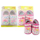 72 Units of Baby Shoe With Bow