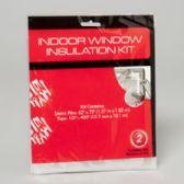 144 Units of Window Insulation Shrink Wrap Kit 2pk