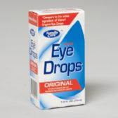 96 Units of Eye Drops .5 Oz Original - Eyeglass & Sunglass Cases