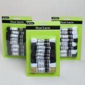 72 Units of Cotton Shoe Laces