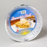 108 Units of Aluminum Pie Pan 10in 2pk In Pdq Display 9.625 X 1.1875 - Aluminum Pans